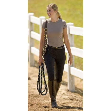 FITS Ladies PerforMAX All Season Full Seat Riding Breeches