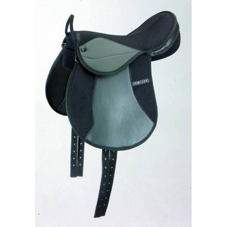 Kincade Redi-Ride Synthetic Pony Saddle