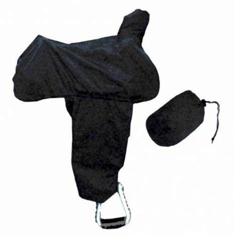Intrepid Nylon Western Saddle Cover with Fenders and Tote