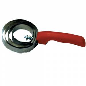 Spiral Curry Comb - Stainless