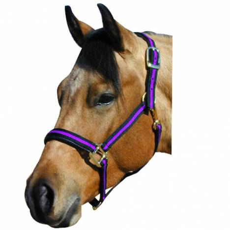 No Rub Padded Striped Halter