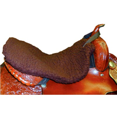 Western Fleece Seat Saver