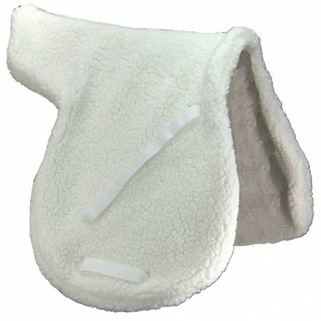 Intrepid English Fleece Saddle Pad - All Purpose