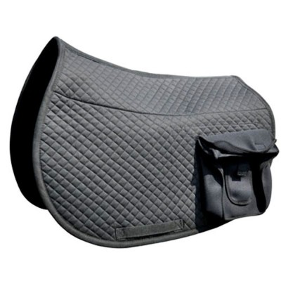 Quilted Cotton Trail Pad
