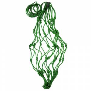 Knotted Cotton Hay Net