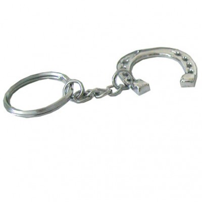 Horse Shoe Key Chain