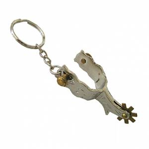 Intrepid Fancy Spur Key Chain