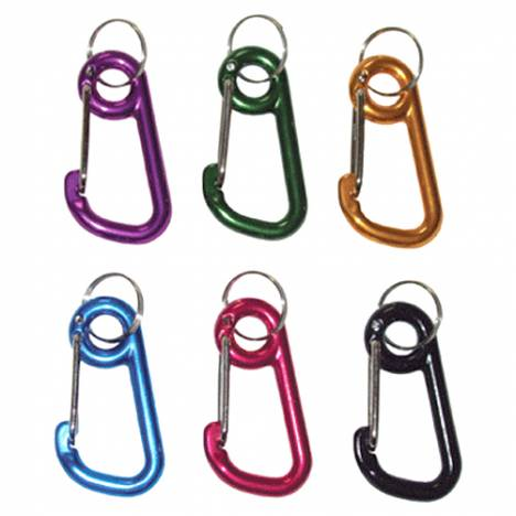 Quick Link Key Ring - 6 Pack