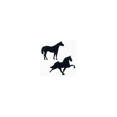 Magnet Walking Horse Small-Reverse(Right)