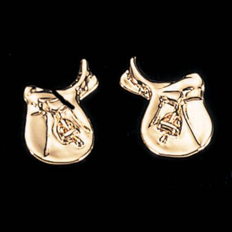 Exselle Riding Boot Earrings
