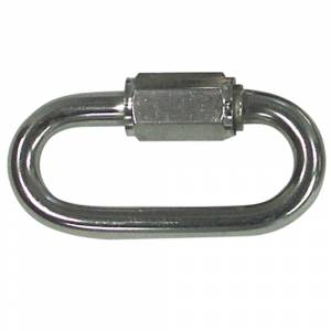Zinc Plated Quick Link 3/8 - 10 Per Bag