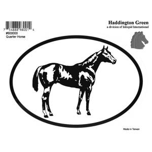 Decal - Quarter Horse - Pack Of 6