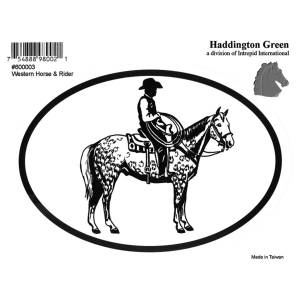 Decal - Cowboy - Pack Of 6