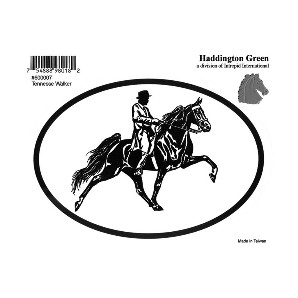 Decal - Walking Horse - Pack Of 6