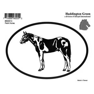 Decal - Paint Horse - Pack Of 6