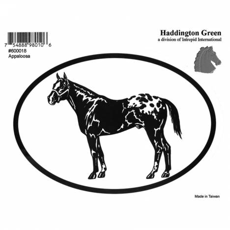 Decal - Appaloosa - Pack Of 6