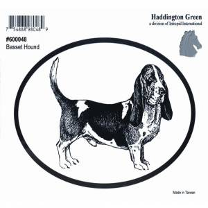 Dog Decal - Basset Hound - Pack Of 6