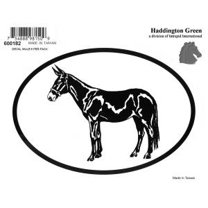 Decal - Mule - Pack Of 6