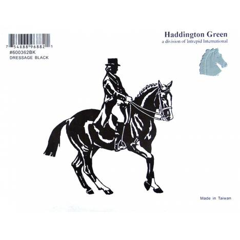 Large Decal - Dressage Horse