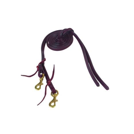 "Tucker Bridle 5/8"" Split Reins"
