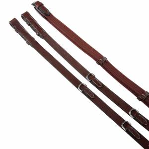 Kincade Web Reins With Grips & Dees
