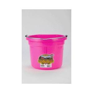 Flatback Bucket For Feeding Livestock