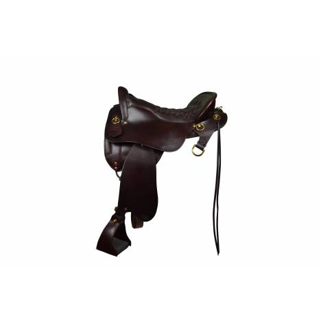 Tucker Endurance Wide Tree Trail Saddle