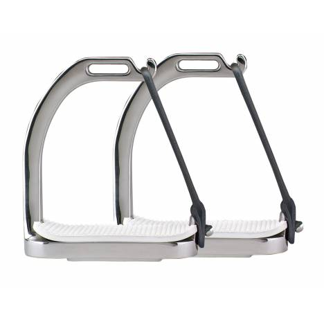 Perris Stainless Steel Safety Stirrup Irons