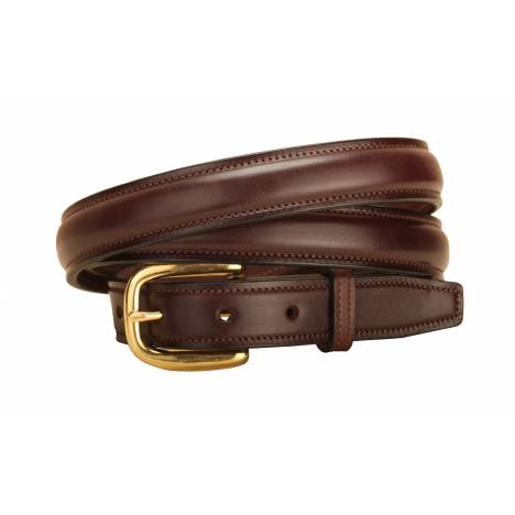 Tory Leather Leather Round Raised Belt
