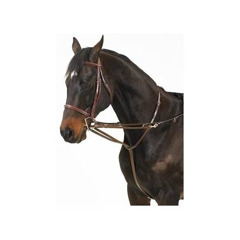 Camelot German Martingale Rein Set