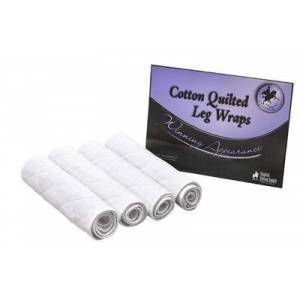 "Centaur Cotton Quilted Leg Wraps - 12"" x 30"""