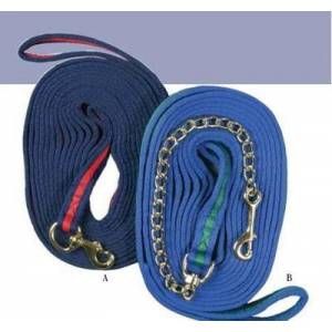 Centaur Padded Lunge Line with Chain
