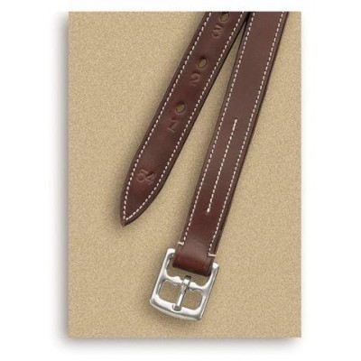 Ovation Solid Leather Stirrup Leathers