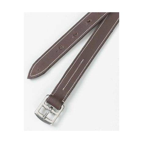 Ovation Kids Solid Leather Stirrup Leathers