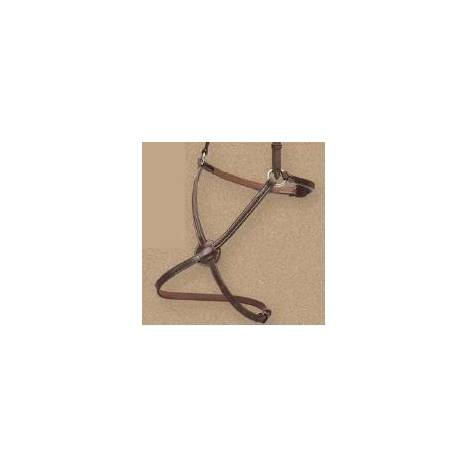 Ovation Englsh Leather Figure 8 Raised Noseband