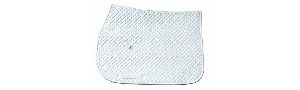 Centaur Cotton Circuit Jumping Pad Equestriancollections