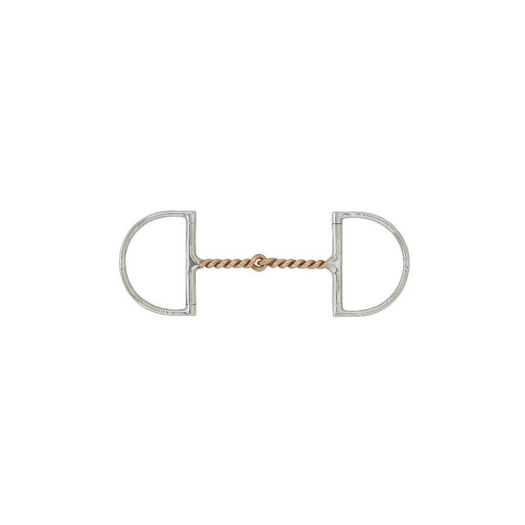 Centaur SS Curved Twisted Wire Copper King Dee Bit