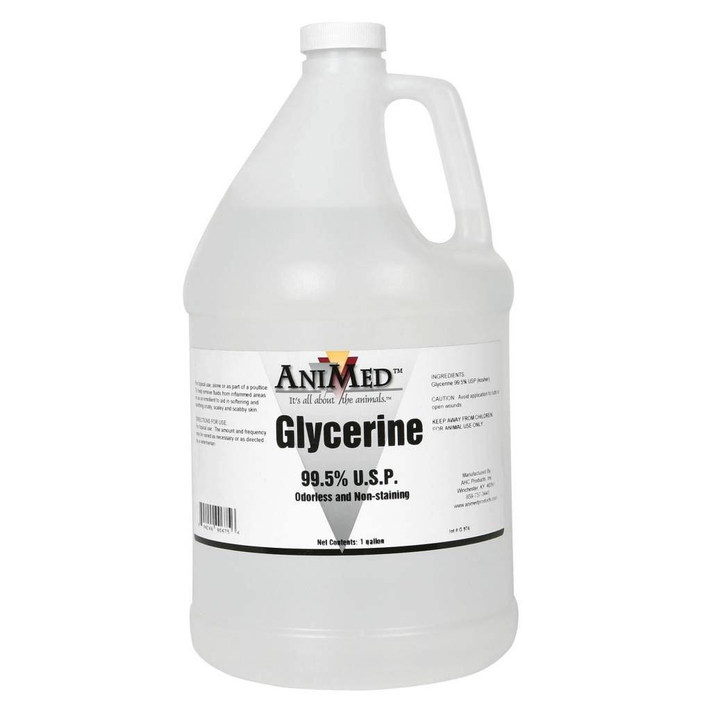 AniMed Glycerine for Large Animals