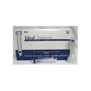 Disposble Luer Lock Syringe Hp