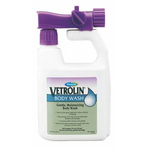 Equicare Vetrolin Body Wash