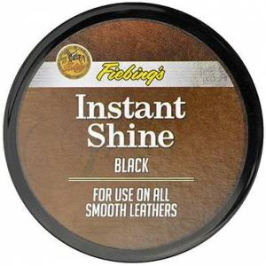 Fiebings Instant Shine Sponge - Black