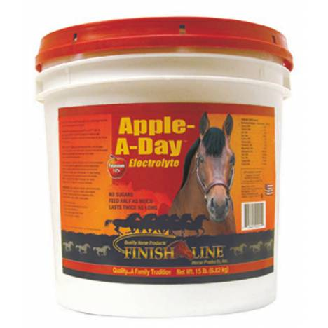 Finish Line Apple-a-Day Electrolyte
