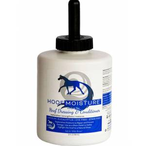Healthy Haircare Hoof Moisturizer with Brush