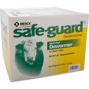 Safeguard Wormer Block