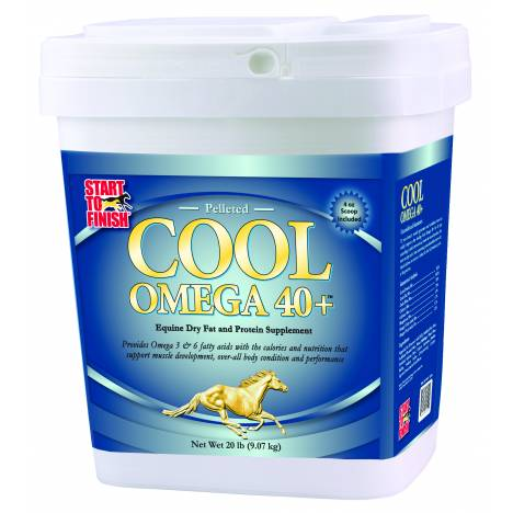 Cool Omega 40+ for Horses