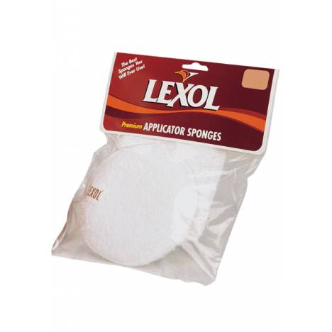Lexol Applicator Sponges Two Pack
