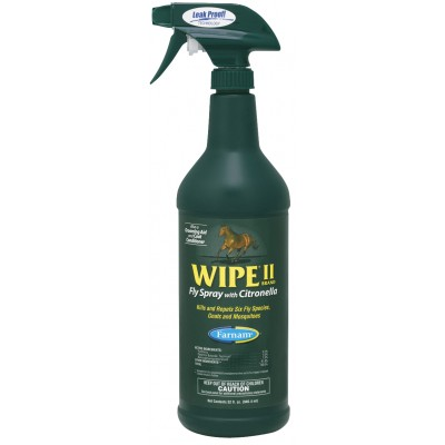 Farnam Wipe II with Citronella Spray