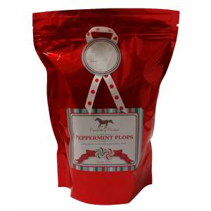 Canterbury Cookies Peppermint Plops Holiday Horse Treat Bag