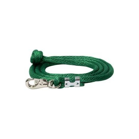 Abetta Nylon Lead with Bull Snap