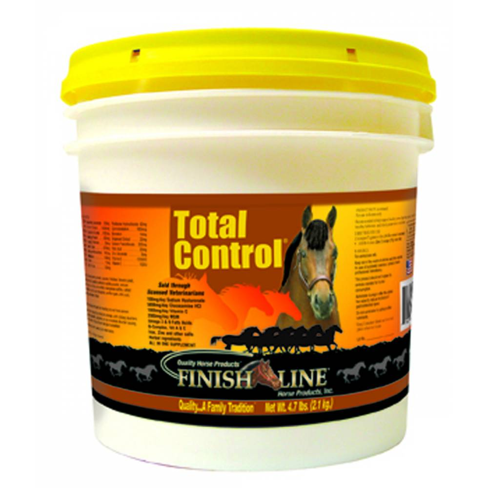 Finish line total control 6 in 1 daily equestriancollections for Total home control